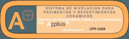 Applus certificado de calidad